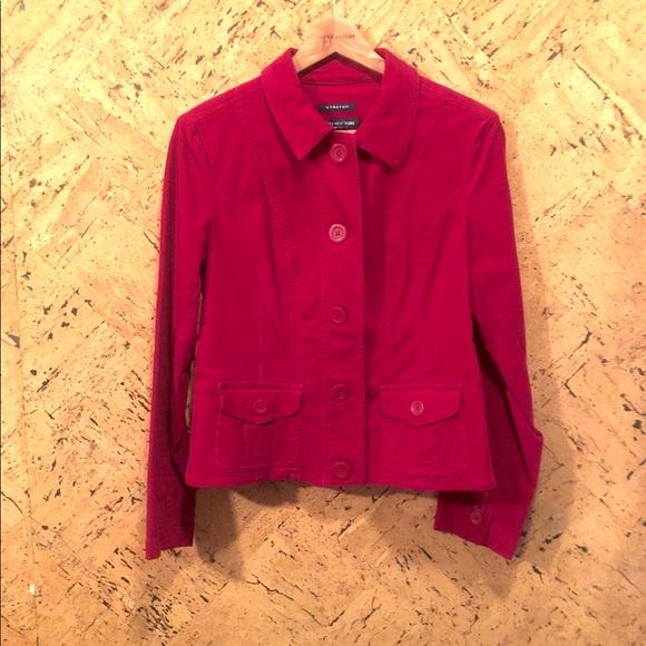 a0ff41824 Jones New York Stretch Corduroy Jacket/Blazer, PM